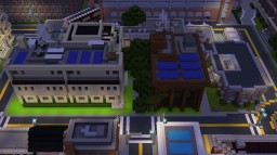 Tobias County Administration Complex Minecraft Project