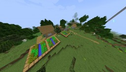 village and sheeps seed Minecraft Map & Project