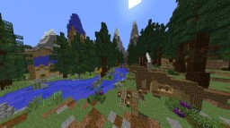 PIP / Medieval High Detailed Lobby Minecraft Project
