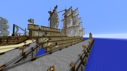 Frigate Dexgun Minecraft Project