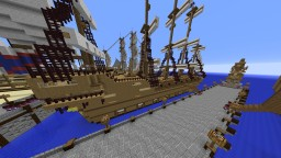 Frigate Mad Hell Minecraft Project