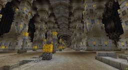 Dwarrowdelf inspired Dwarf Colony 1/2 Minecraft Project