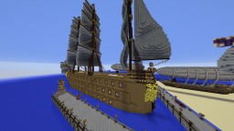 Battleship Paradise Minecraft Project