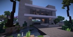 Outotunoie House by mA-style Architects Fujieda-City, japan Minecraft Project