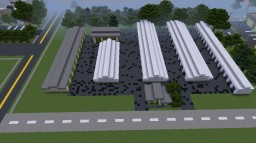 Storage Units/Garages Minecraft Map & Project