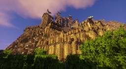 Castle de Anpalais Minecraft Map & Project