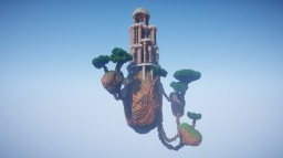 Flying Island of the Old City Tabor [By Sciron]   Minecraft Map & Project