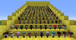 Mynko Collectibles - Collectible Minecrafter Figures from blind boxes! - 1.7.10, 1.10.2, 1.11.2 Minecraft Mod