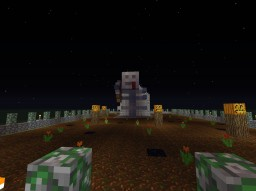 Skeleton Minecraft Map & Project