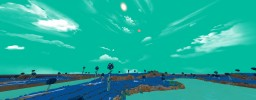 NamekColours (PLANET NAMEK) new update Minecraft Texture Pack