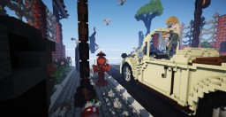 Passion Street Minecraft Project