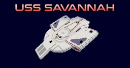 USS Savannah v1.1 Minecraft
