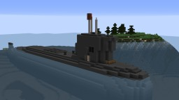 __Cachalot_class_submarine_(Baronia island)__ Minecraft Project