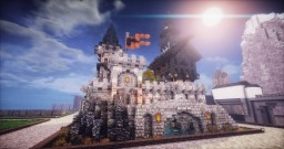 Compact Castle #ConquestReforged Minecraft