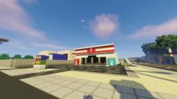 Circle K- Phoenix AZ Minecraft Map & Project