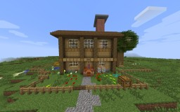 Fanmade Steve Blockhead And Salvador Lemons House (Read Description) Minecraft Map & Project