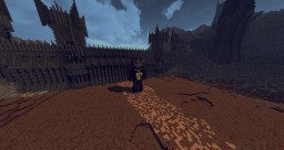 The Black Gate of Mordor Minecraft