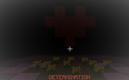Determination (DISCONTINUED) (DOWNLOADABLE) Minecraft Map & Project