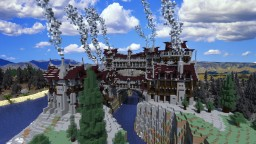 The village canal Minecraft Map & Project
