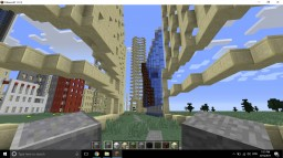 Bucharest city Minecraft