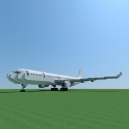 Boeing 757-200 and 757-300 [WITH DOWNLOAD] [2:1] Minecraft Project