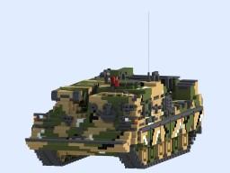 R.O.K.A K1 ARV [10:1 scale] Minecraft Project