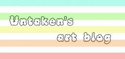 Art blog Minecraft Blog Post