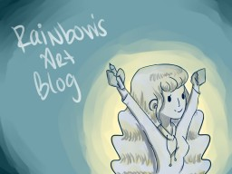 Rain's Art Blog!! Minecraft Blog Post