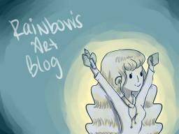Rain's Art Blog!! Minecraft Blog Post