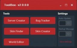ToolBox V2 - Discontinued Minecraft