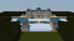 Chateau de Villacerf Minecraft Project