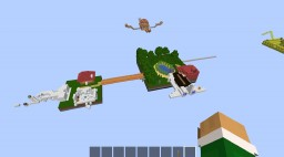 Ultimate Islands Minecraft Project