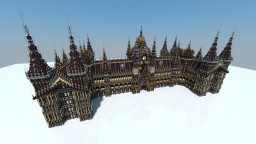 A mansion Minecraft Project