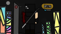 Cyber Ninja Adventure Map Minecraft Project
