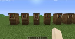 [BETA 1]  BG32x | The Texture Pack focused on the colors blue and green Minecraft Texture Pack