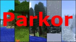 Crazy Biome Parkor - By Goldninja100gn Minecraft Map & Project