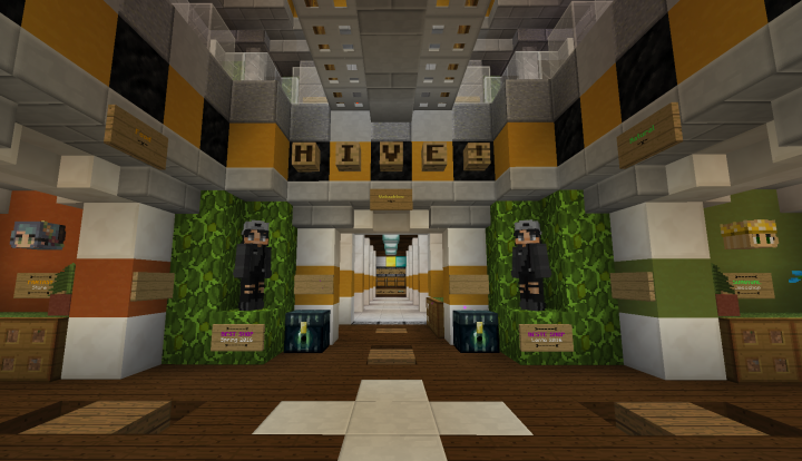 Player Shop Hive Minecraft Map