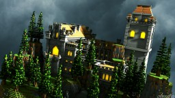 Anif Castle Minecraft Project