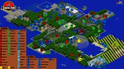 Minecraft - Adventures at Jurassic Park map Minecraft Map & Project