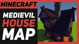 Medieval House By ZifuHell Minecraft Map & Project
