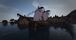 Small Merchant Boat (Download) Minecraft