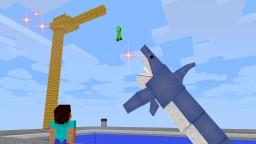 MONSTER SCHOOL: DIVING CHALLENGE - MINECRAFT ANIMATIONS Minecraft Blog Post