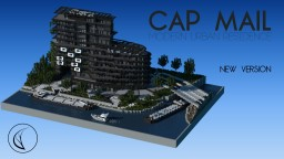 Cap Mail | Urban Residence Minecraft Map & Project