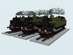 NS 6300, 3700, 6100 Minecraft Project