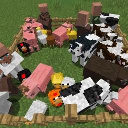 Koi's Mobs Minecraft Texture Pack