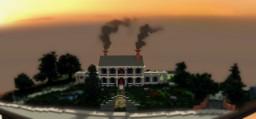 Plantation house Minecraft Project