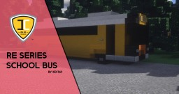 IC Bus - RE Series School Bus Minecraft Map & Project