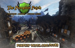 The Pumpkin Patch [Spooky Roleplay Factions Server] Minecraft