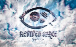 REVIVED SPACE - COLLECTION | Realistic sky [1024x] | Epic sounds [addon for AmbientSounds mod] |  And more! Minecraft