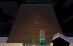 Grass Block With Redstone Minecraft Map & Project
